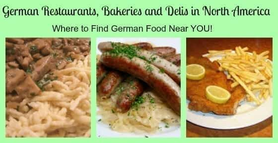 food dining restaurants german restaurants