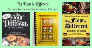 the flour is different