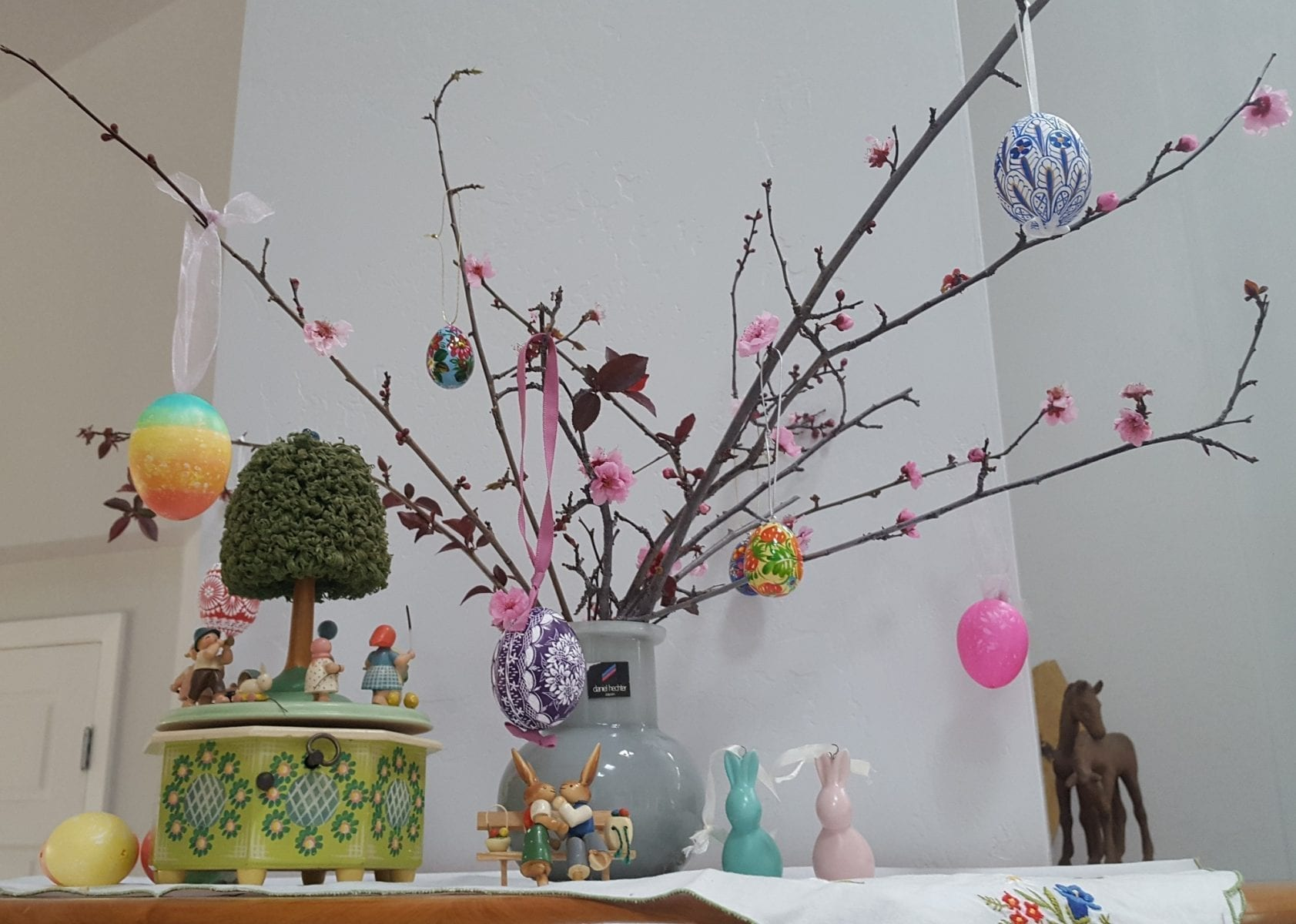 What is an Osterbaum? Create Your OWN Easter Tree with Cute Ornaments