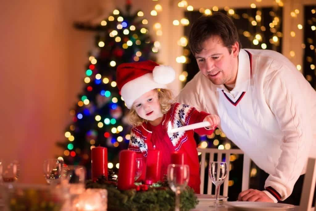 German Christmas Traditions for kids
