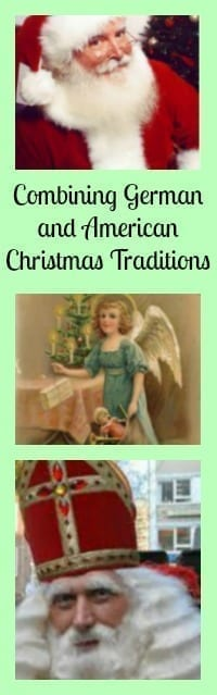 combining christmas traditions