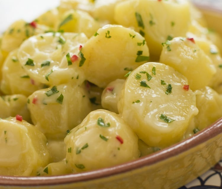 german style potato salad recipe
