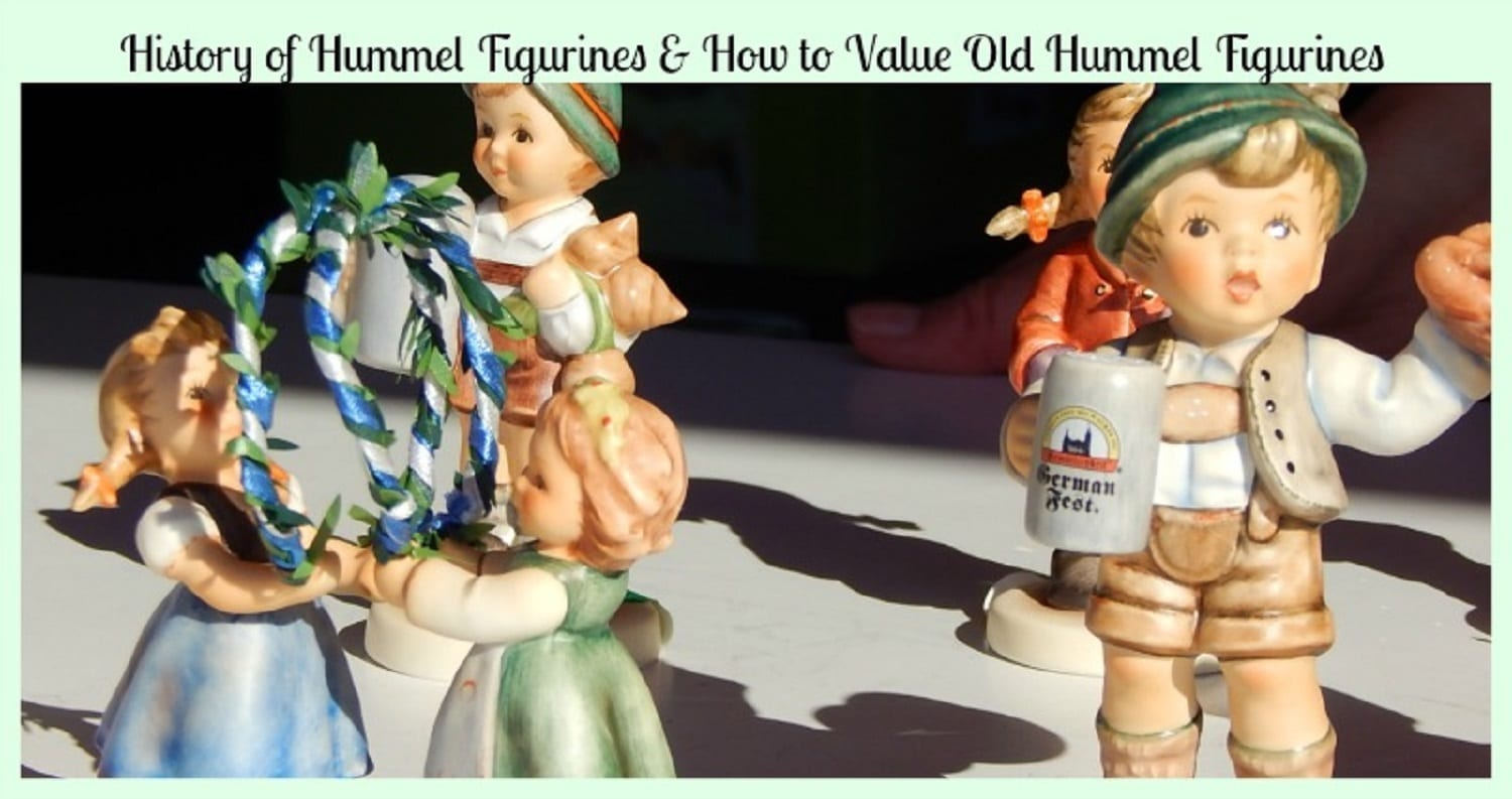 History Of Hummel Figurines How To
