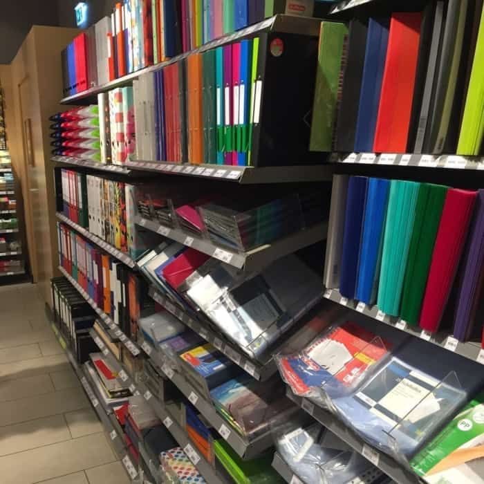 german school supplies