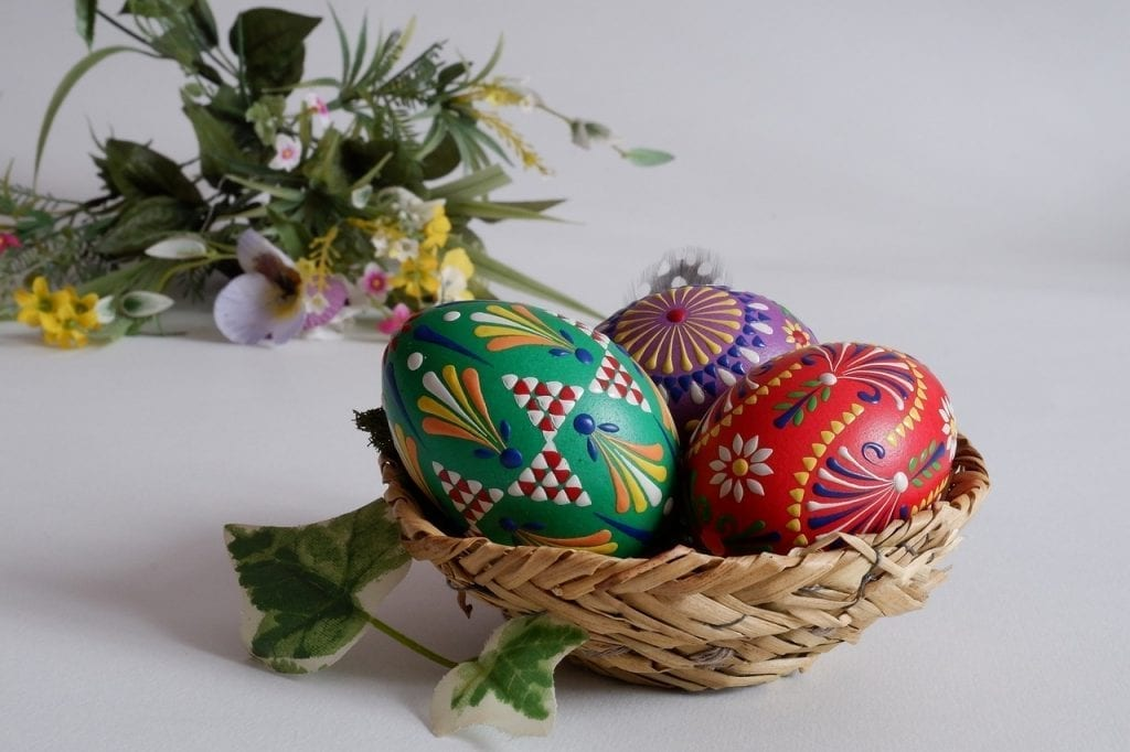 sorbian easter eggs