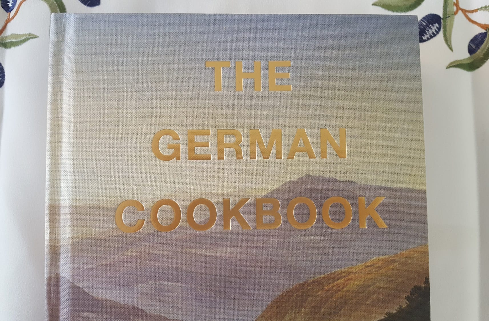 The German Cookbook by Alfons Schuhbeck- My Review