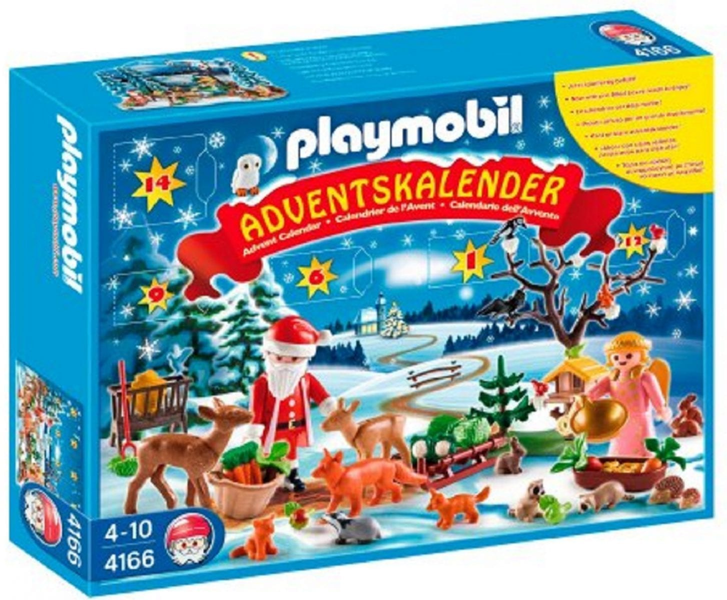 Countdown to Christmas With a Playmobil Advent Calendar