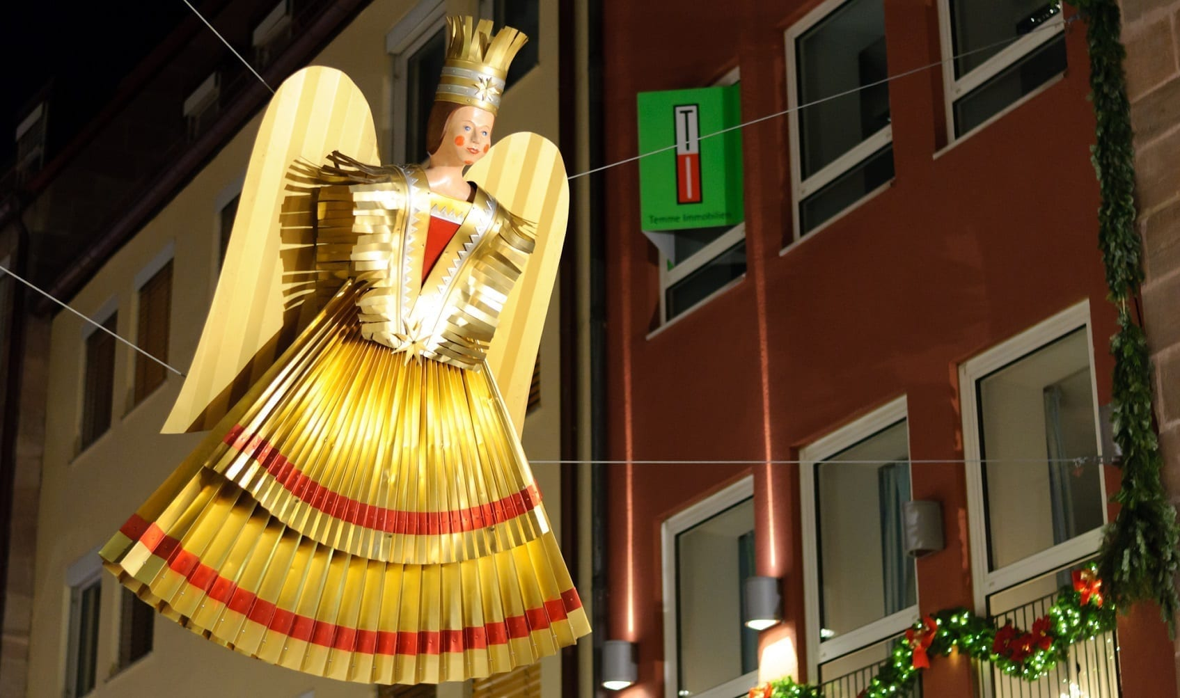 What is a Rauschgoldengel? The legend of the Golden Angel