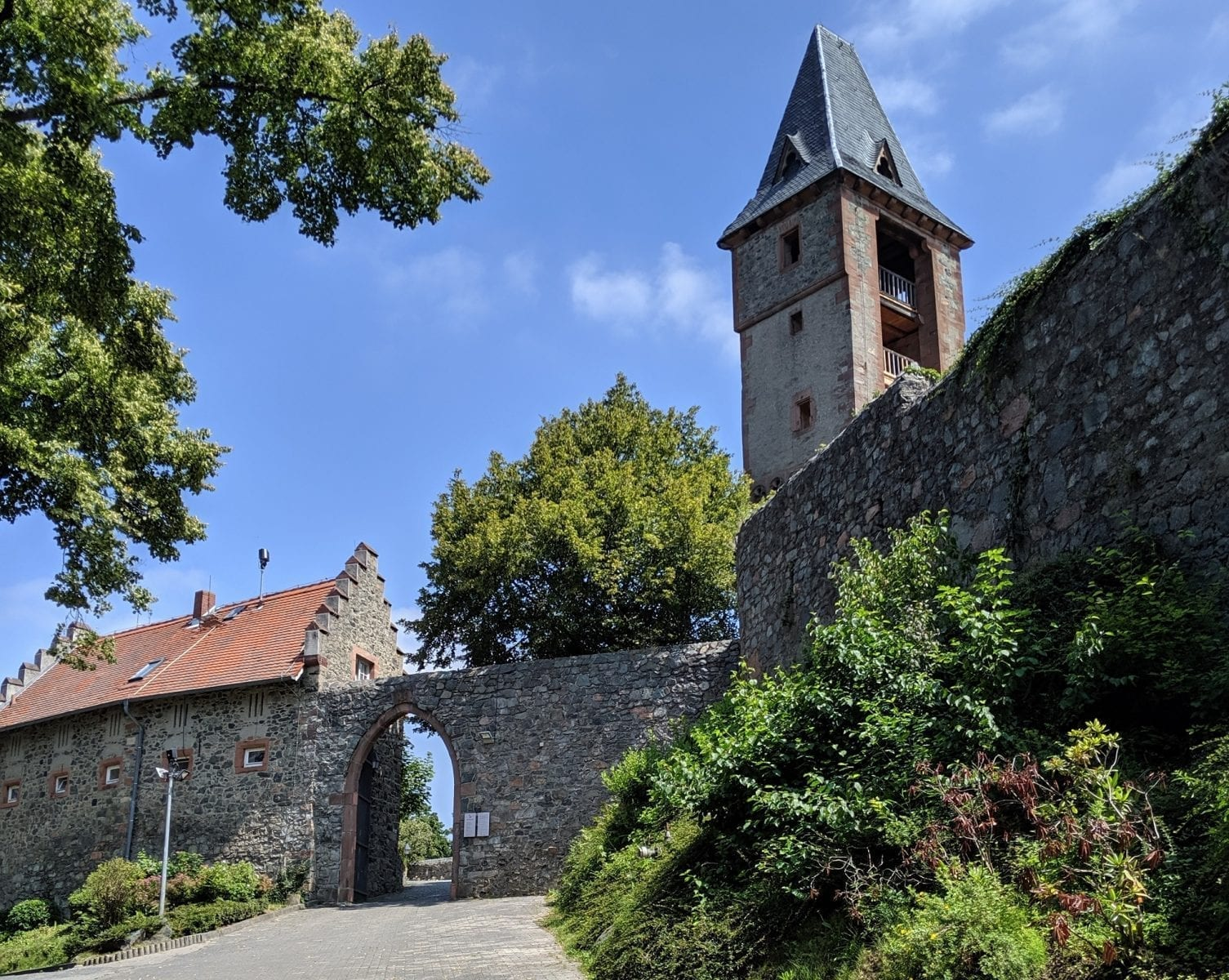 Castle Frankenstein in Germany- A Castle Swirled in Mystery and Legend