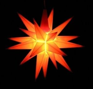 what is a Moravian Star