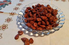 candied almonds recipe