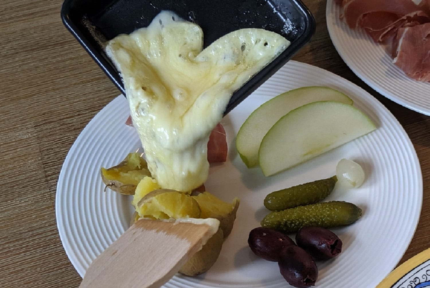 What is Raclette Cheese? A Cheesy New Year's Eve Tradition in Germany
