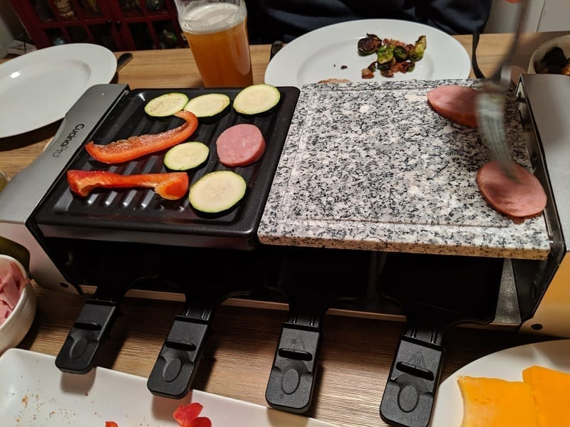what is raclette