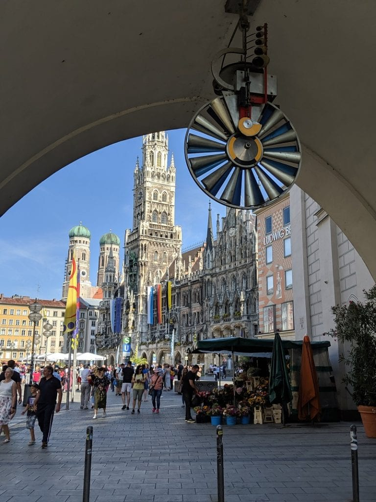 Things to see in munich germany