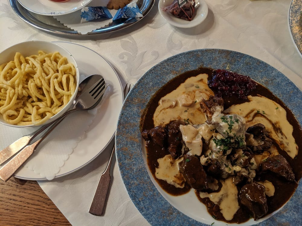 what to eat in Rothenburg