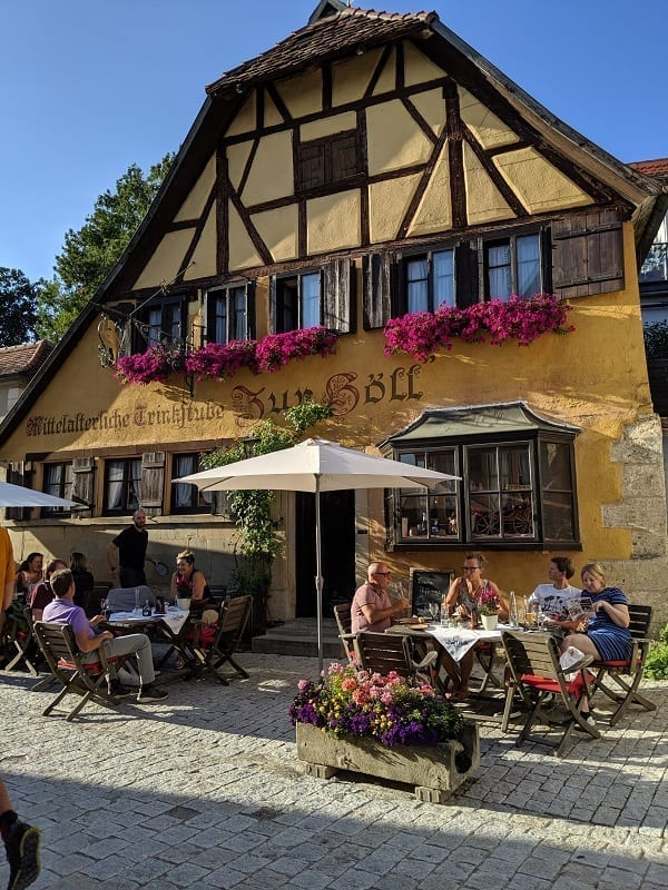 things do rothenburg germany