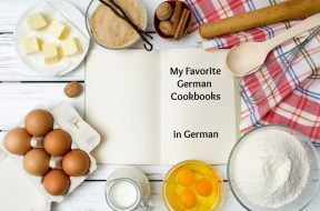 german cookbooks in german